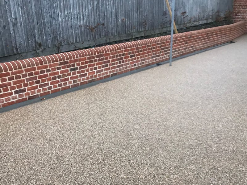 Gloucester Resin Driveway